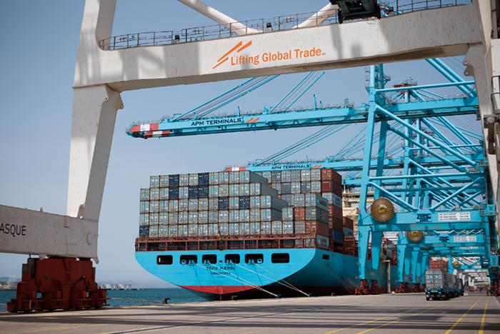 Busier cranes unable to lift profit at APM Terminals