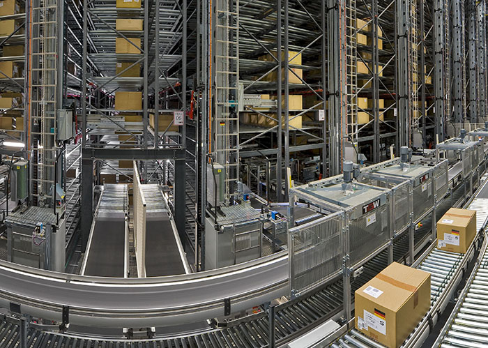 Automated trucks, warehouses seen transforming distribution