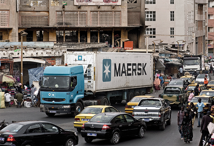 Maersk reefer exec sees slow-steaming staying, GPS track