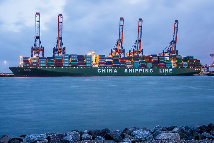 Merged Cosco-CSCL: Shipper contracts valid until new