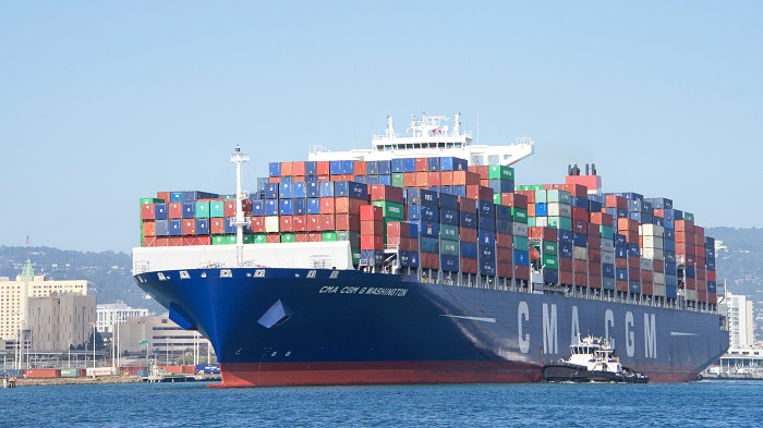 cma cgm earnings in spite of quarterly loss cma cgm positive on