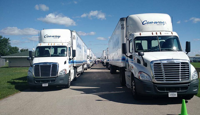 XPO's Jacobs maps new route for Con-way