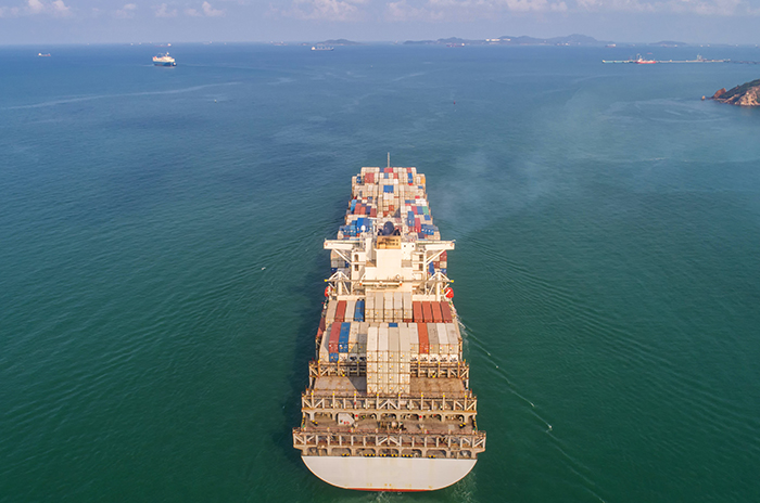 Growth  >> Container Capacity Curbed Amid Signs Of Slowing Volume Growth
