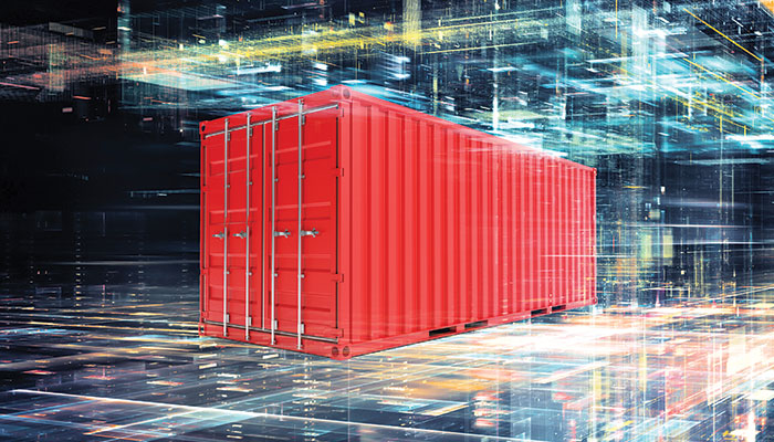 container shipping poised for tech startup transformation. Black Bedroom Furniture Sets. Home Design Ideas