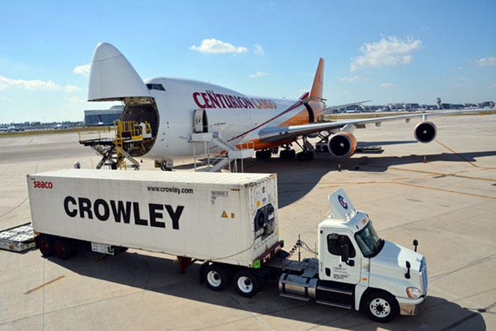 Florida sea-air perishable transshipment begins | JOC com
