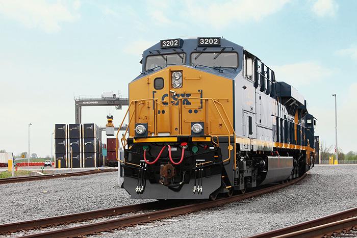 CSX trims intermodal services, considers hub overhaul | JOC com