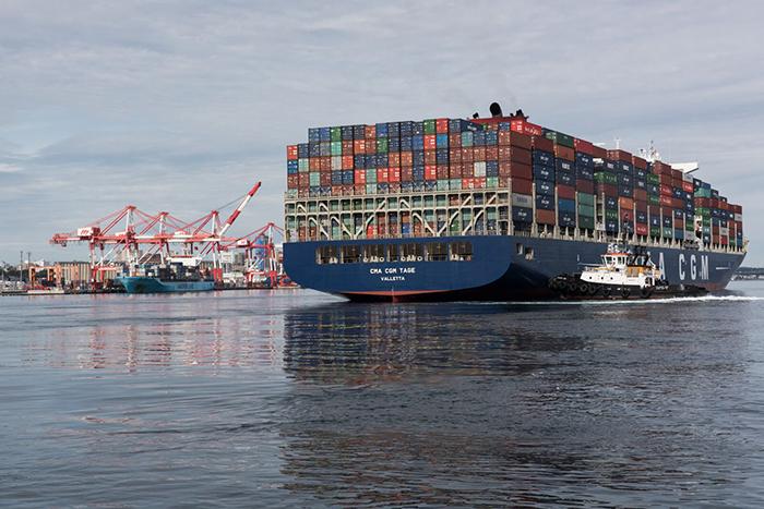 Halifax Fighting To Keep Fastest Growing Canada Port Title Joc