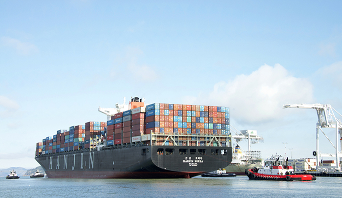 Korea Line blocked, Hanjin assets to find new trans-Pac life