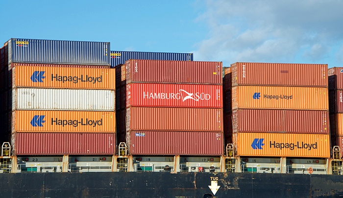 hapag lloyd container tracking