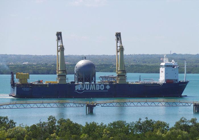 BBC, Jumbo form project cargo alliance   JOC com