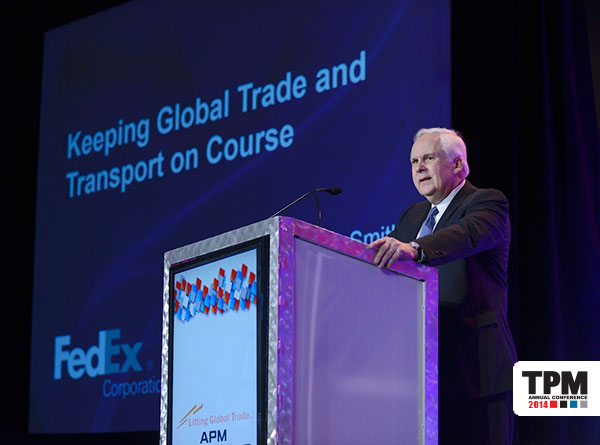 Fred Smith of FedEx