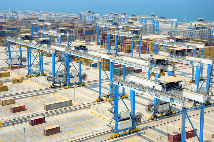 Dp World Automation Innovation To Define Ports Sector As