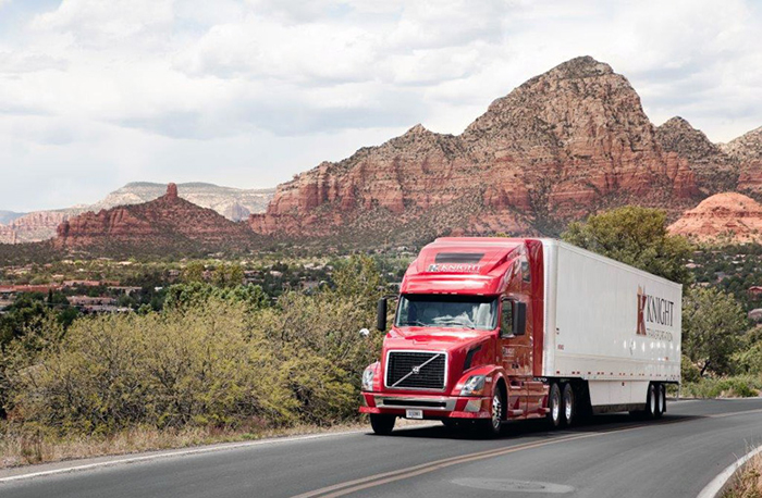 knight transportations merger with swift transportation will create a company valued at 51 billion