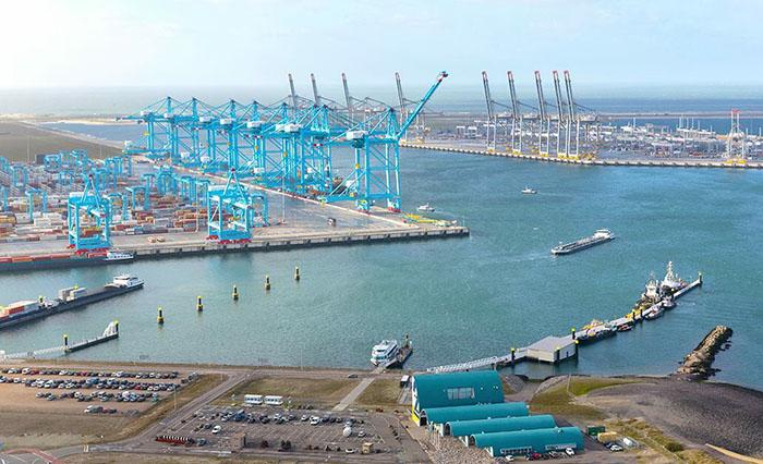 Rotterdam port ramping up containerized rail reach to hinterland   JOC.com