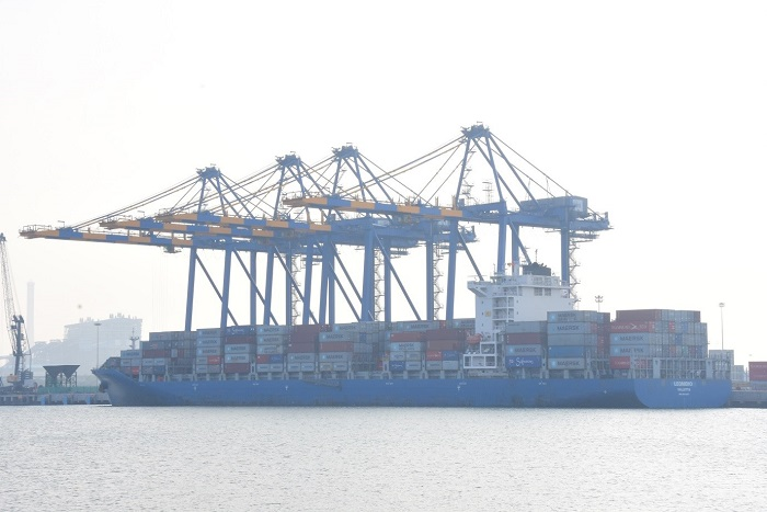 Chennai port growth dampened by Maersk shift to Ennore | JOC com