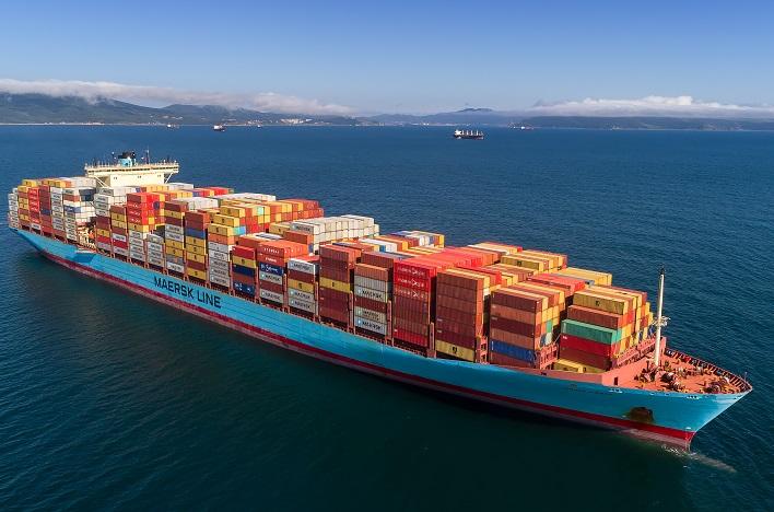 Maersk Nepal: Maersk deploys electronic cargo tracking for