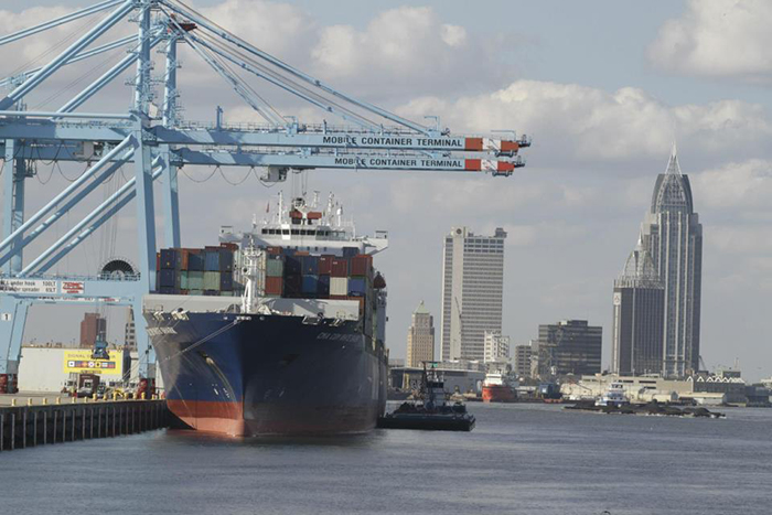Cosco, Hanjin add US Gulf call at Mobile | JOC.com