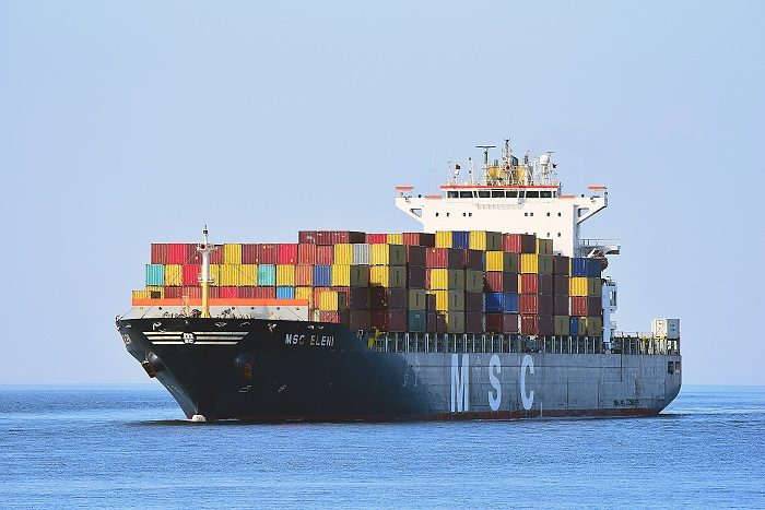 Mediterranean Shipping Co : MSC pact with Traxens to boost 'smart
