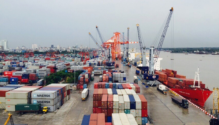 Cancellation of Port Congestion Surcharge in Myanmar