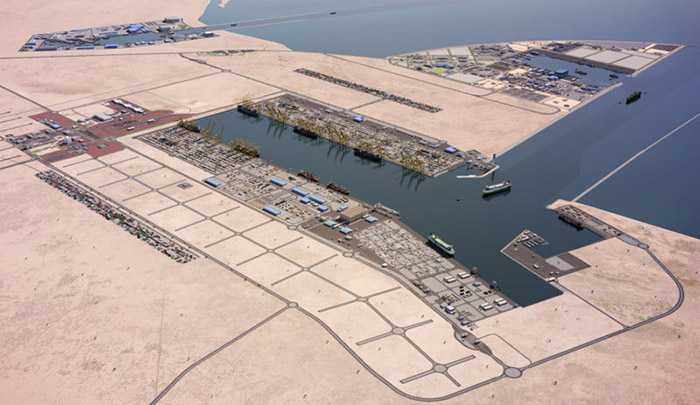 Port operator Milaha bids to manage new Qatar mega-port