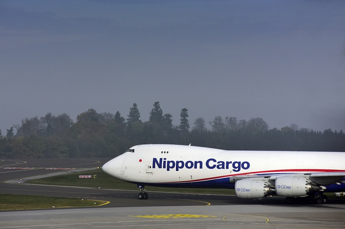 Nippon Cargo Airlines.
