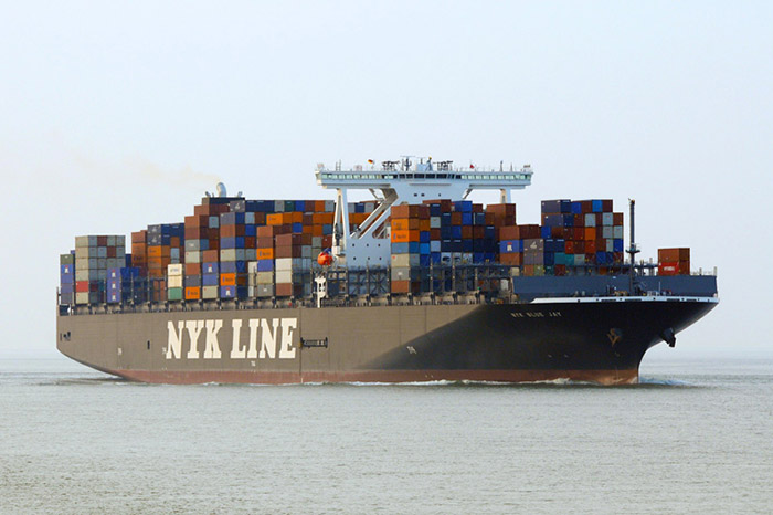 NYK container vessel receives Japanese pilots' Best Quality Ship Award