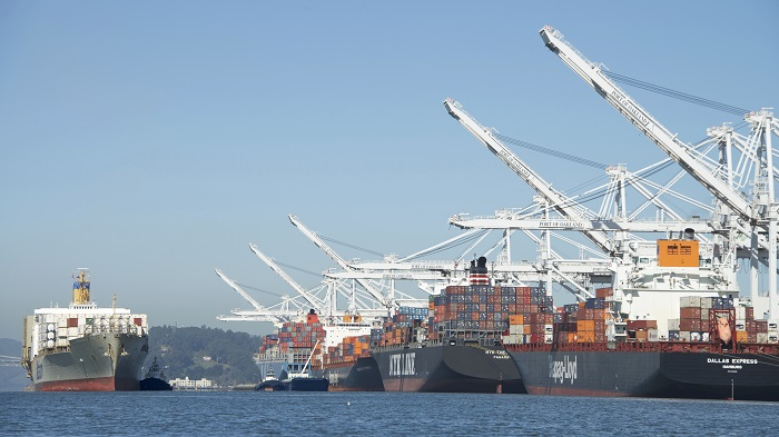 Logistics Technology: Container lines' move beyond ocean