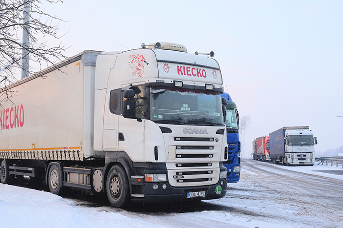 Shipping Costs Set To Rise After Polish Truckers Blocked From Russia