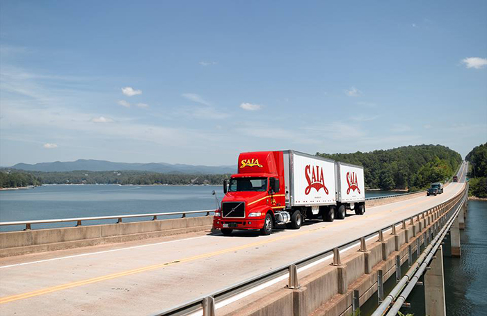 Saia is continuing its expansion into new markets.