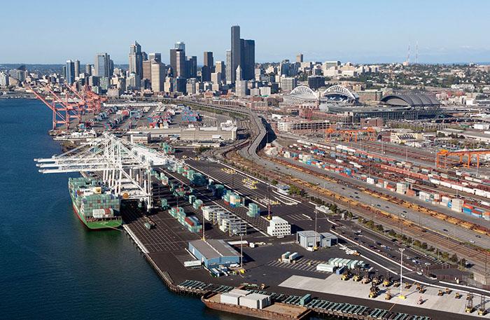 Tacoma To Seattle >> Seattle Tacoma Ports Urged To Take Aggressive Steps To Stem Cargo