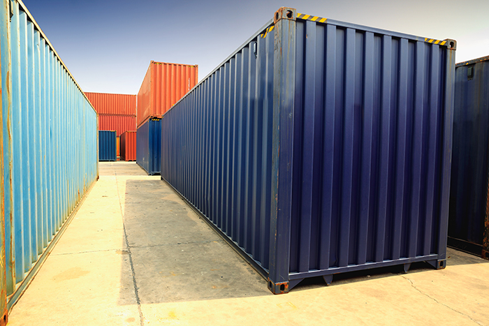 Is there a container shortage brewing