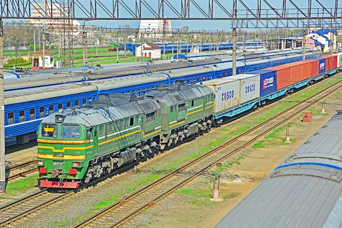 Belt Road Dhl Launches 12 Day China Europe Rail Service