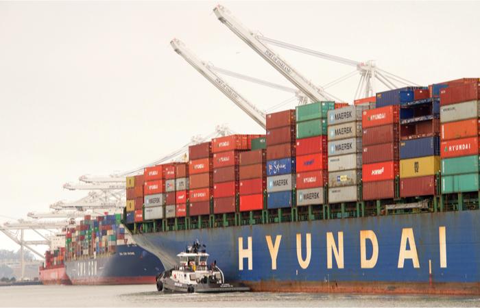 Financial results: HMM cuts losses, warns of South Korea