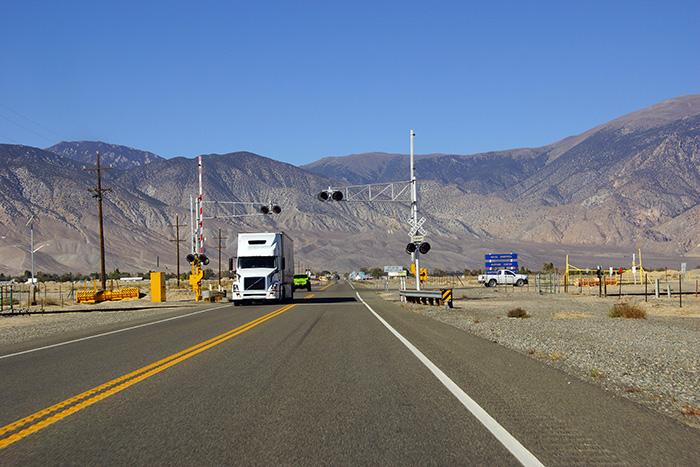 Overhaul recommended for major US truck safety program