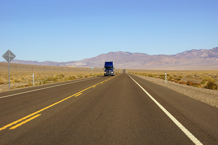US shippers seen likely to keep truck pricing advantage