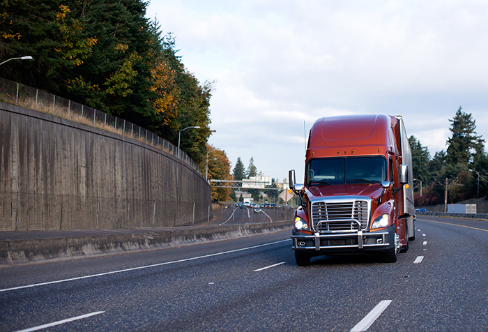 Why Tight Us Trucking Capacity Isn T Going Away Soon Joc Com