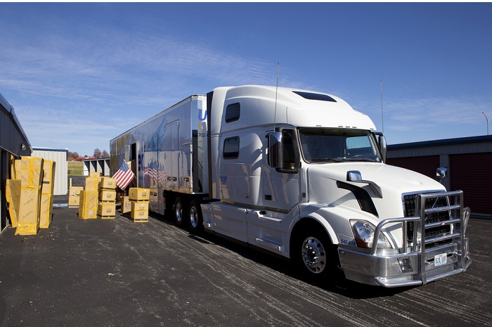 US Trucking: 'Shipper of choice' means being more than