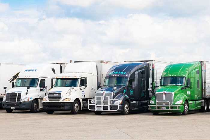 C.H. Robinson girds for US truckload pricing battles