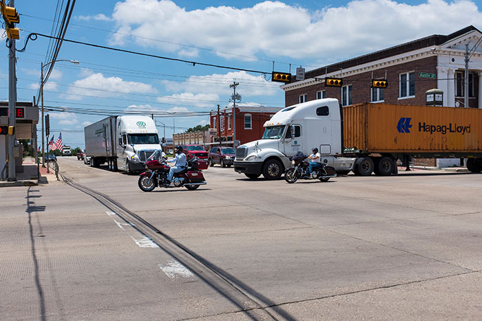 US Trucking News: More surcharges, rejected freight sting US