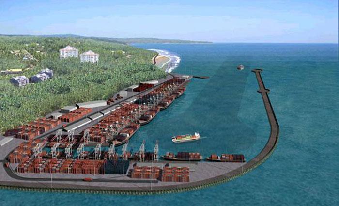 indias deepest port