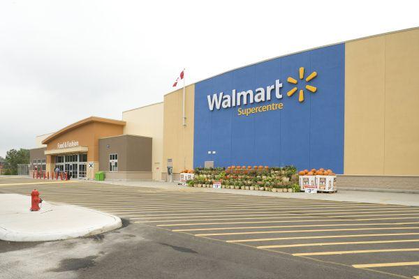 Company Walmart >> Wal Mart Canada Buys Trucking Company Dc Operator Joc Com