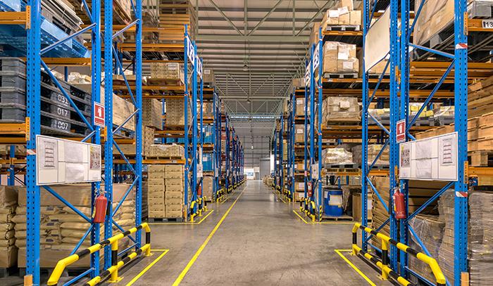 Us Logistics Demand Accelerates Warehouse Absorption Joc Com