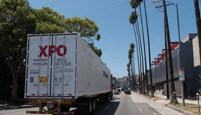 Teamsters union wins elections at two XPO facilities   JOC com