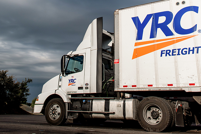 Hurricanes, rising costs absorbing YRC Worldwide profits