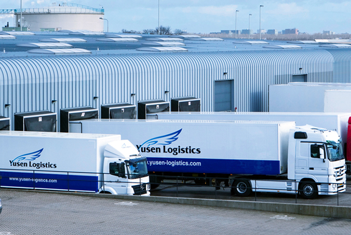 Yusen Logistics slips to red despite growth | JOC com