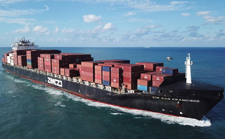 US Imports: Zim and PIL gain US share from Top 5