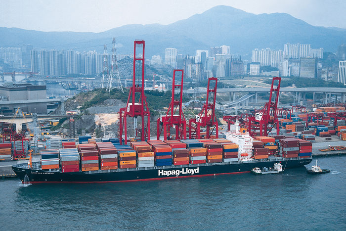 schnelle Farbe Angebot 2019 original UASC now fully integrated with Hapag-Lloyd | JOC.com