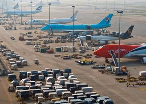 Congestion Free West Coast Hits Hong Kong Air Cargo Growth Joc Com