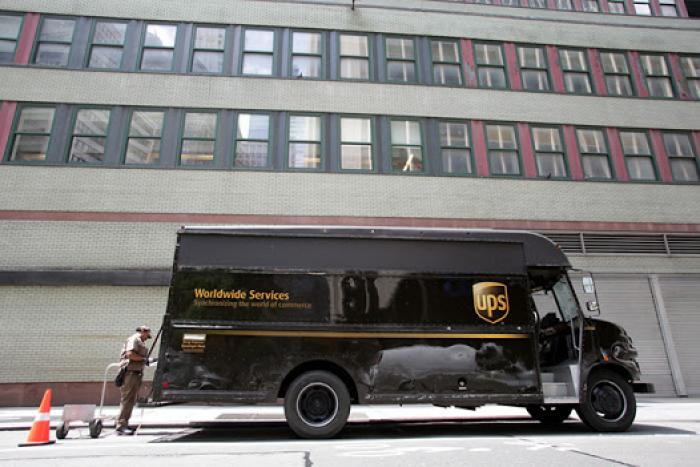 UPS looks past China economic slowdown to expand in mid-tier