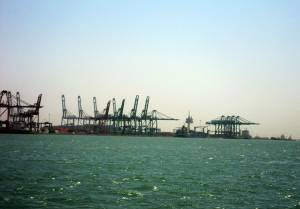 Port-of-tianjin-asian-ports-ports
